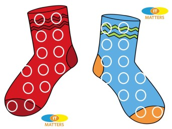 #lots of socks NUMICON