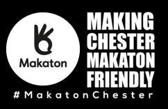 #MakatonChester B&W3P