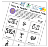 Healthcare cards